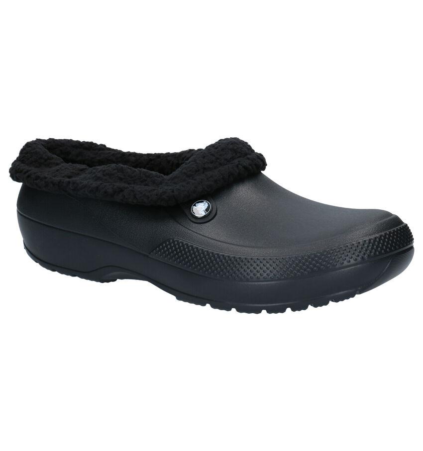 Crocs Classic Blitzen 3 Clog Zwarte Pantoffels