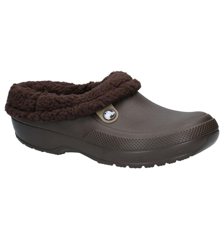 Crocs Classic Blitzen 3 Clog Bruine Pantoffels
