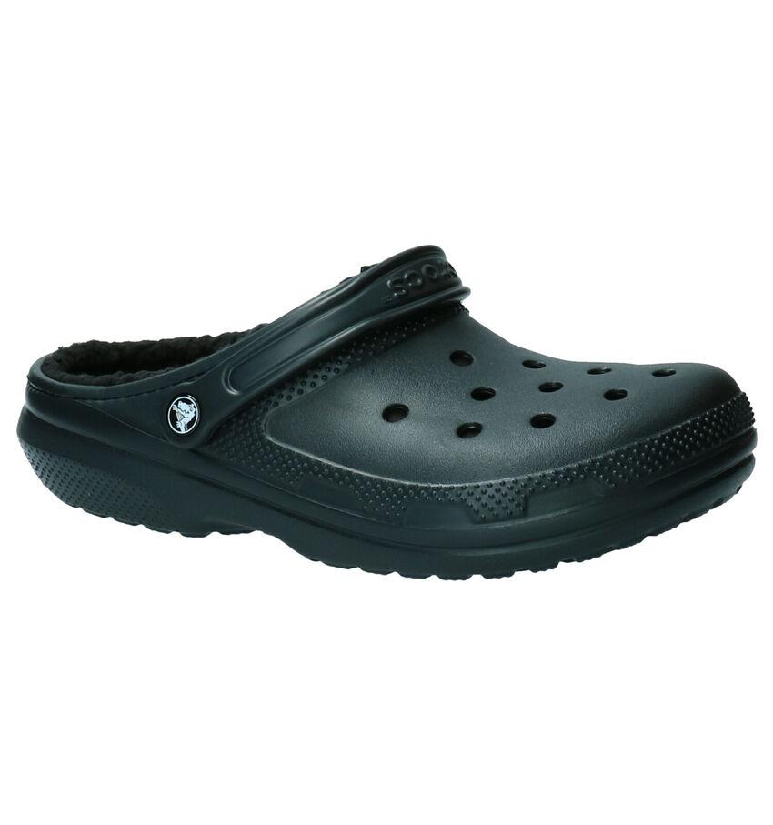 Crocs Classic Pantoffels Zwart