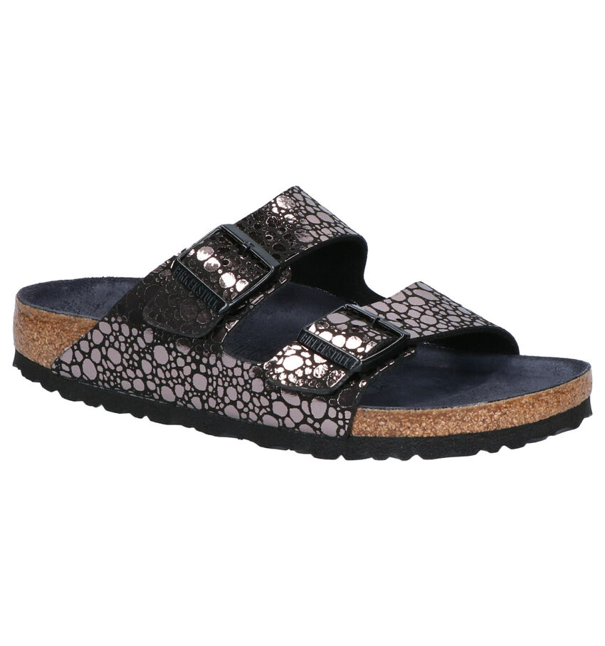 Birkenstock ARIZONA zwarte slippers