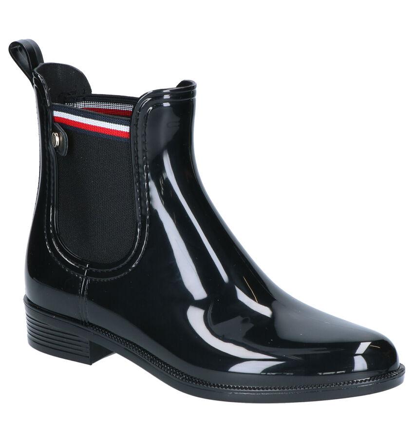 Tommy Hilfiger Zwarte Boots