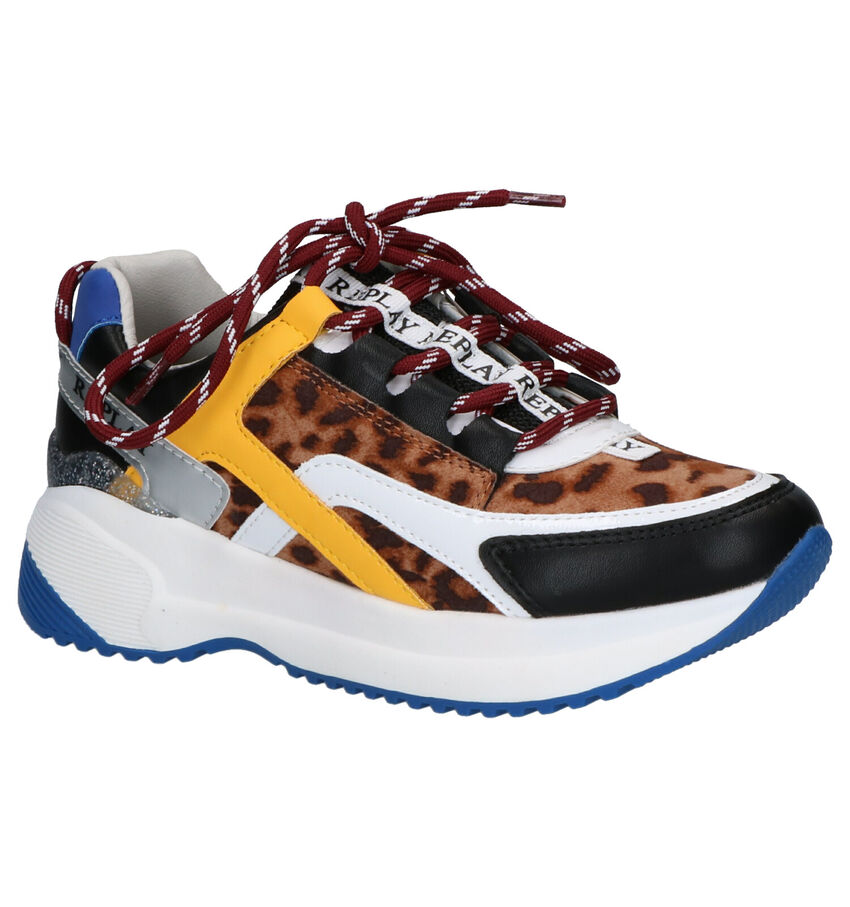 Replay Kumi Multicolor Sneakers