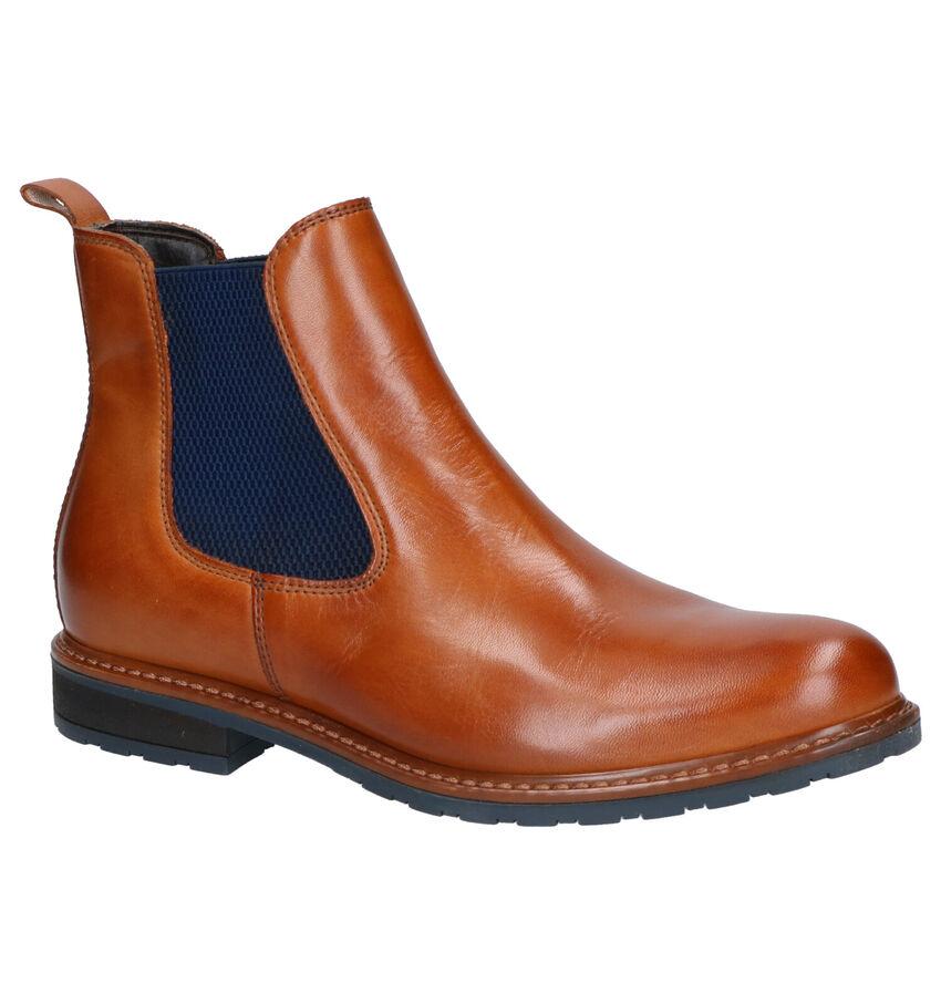 Tamaris Cognac Boots