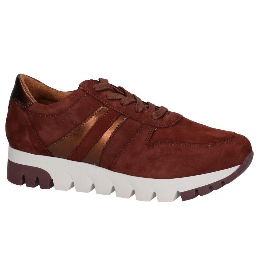 Tamaris Bruine Sneakers
