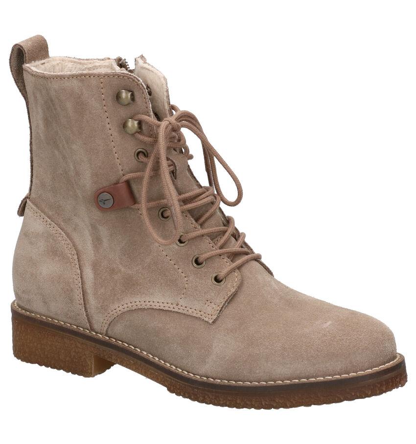 Tamaris Boots Taupe
