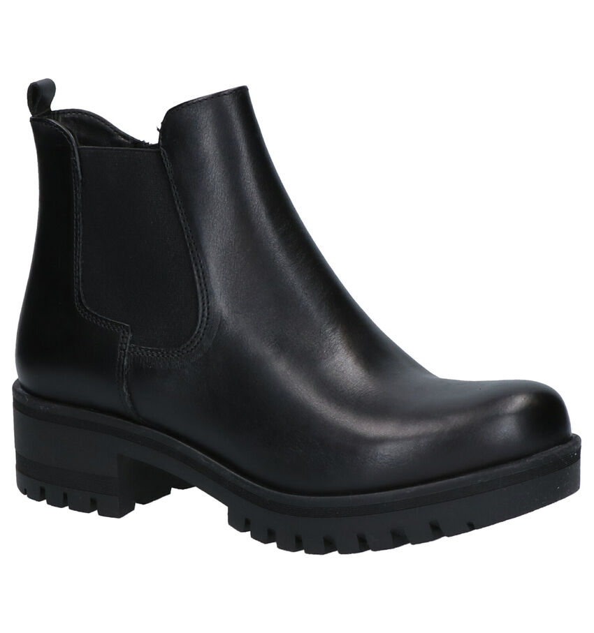 Tamaris TOUCH it Zwarte Boots