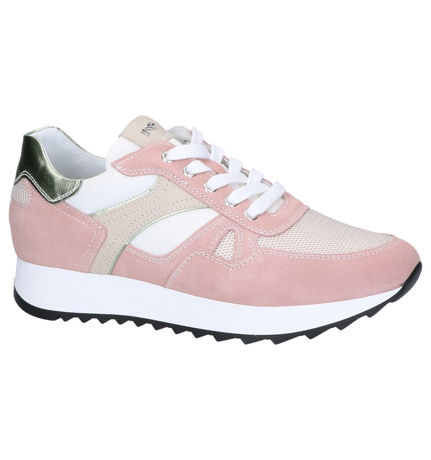 Roze Veterschoenen NeroGiardini