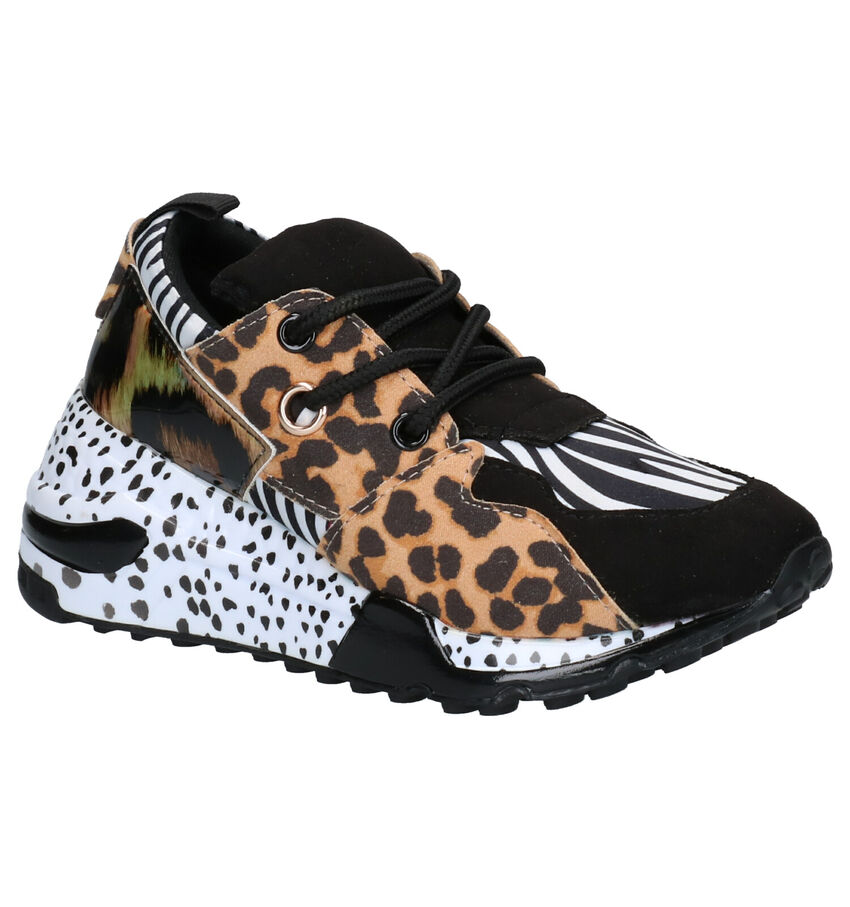 Steve Madden JCliff Multicolor Sneakers