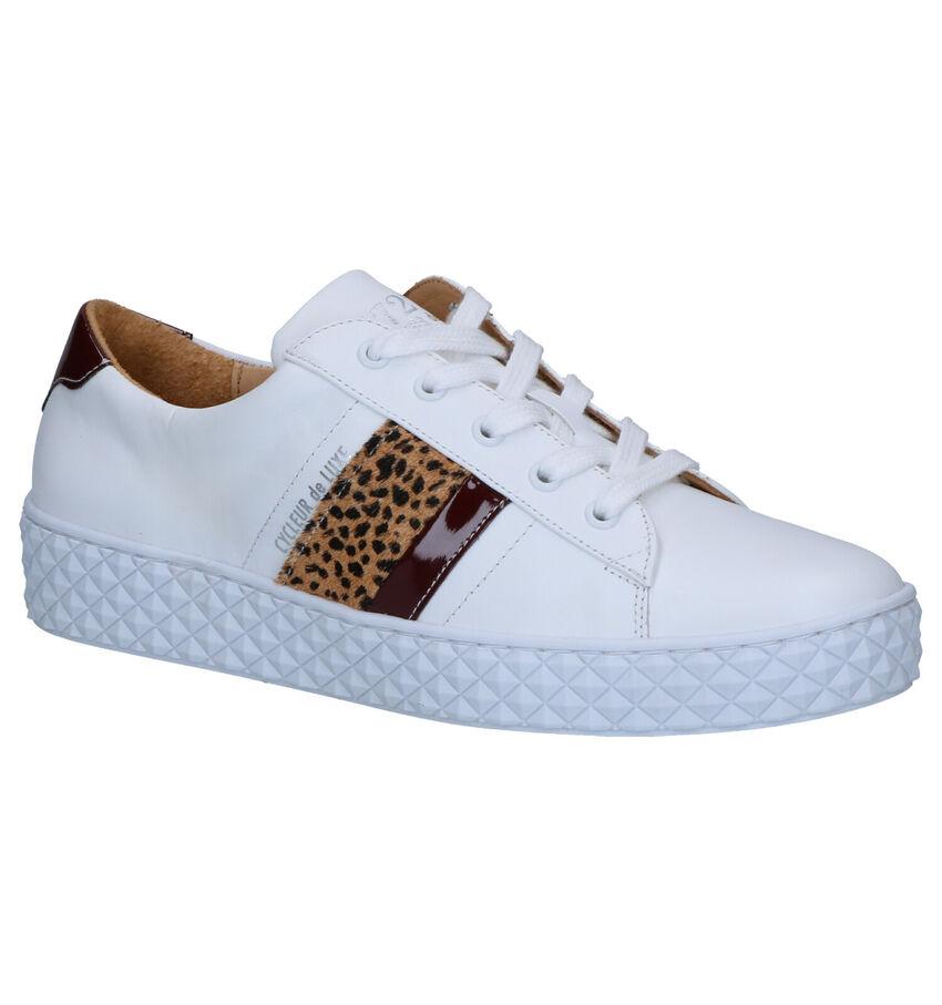 Cycleur de Luxe Pica Witte Sneakers