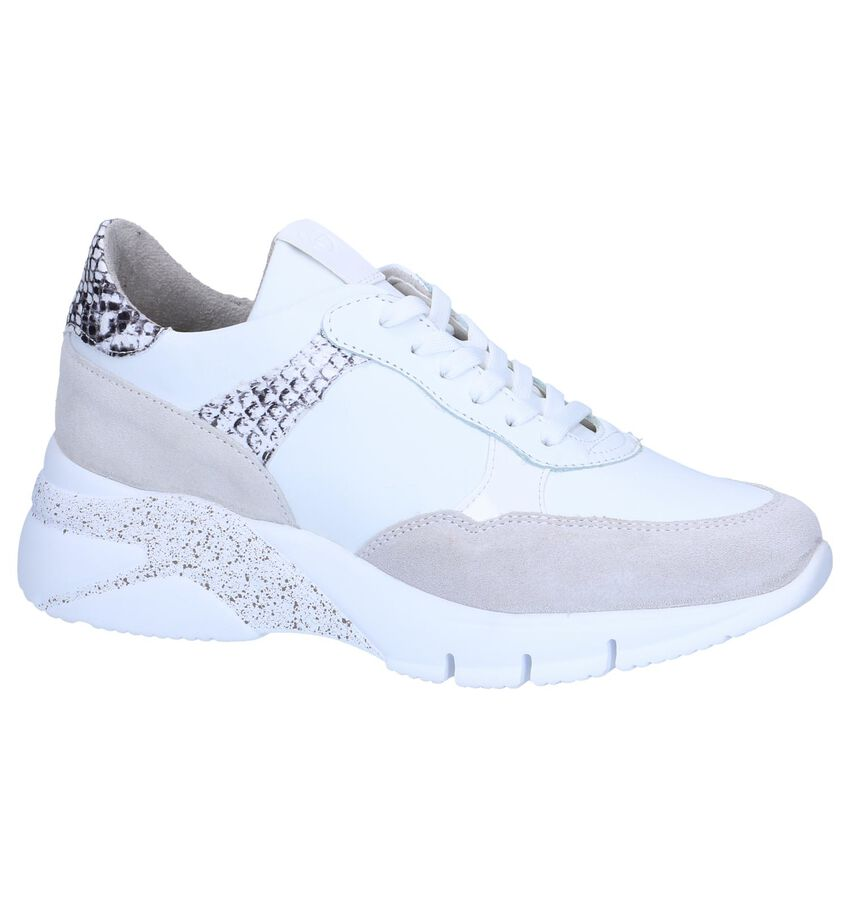 Witte Sneakers Tamaris