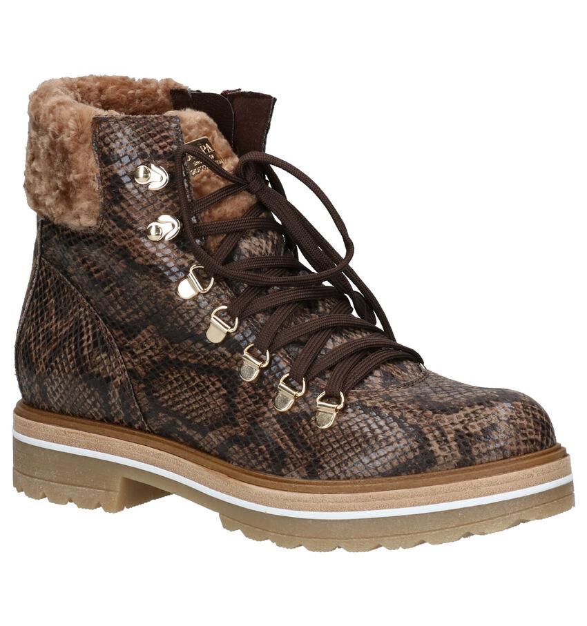 Scapa Felize Bruine Boots