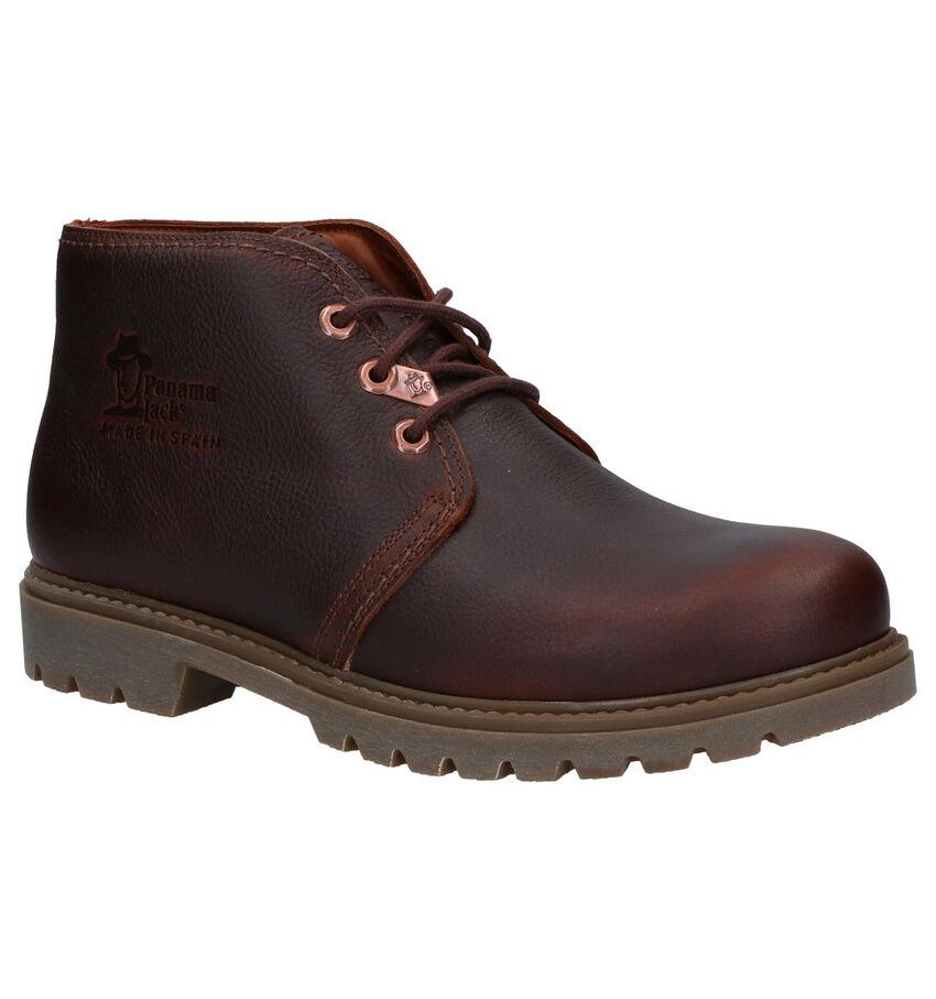 Panama Jack Bota Bruine Hoge Schoenen
