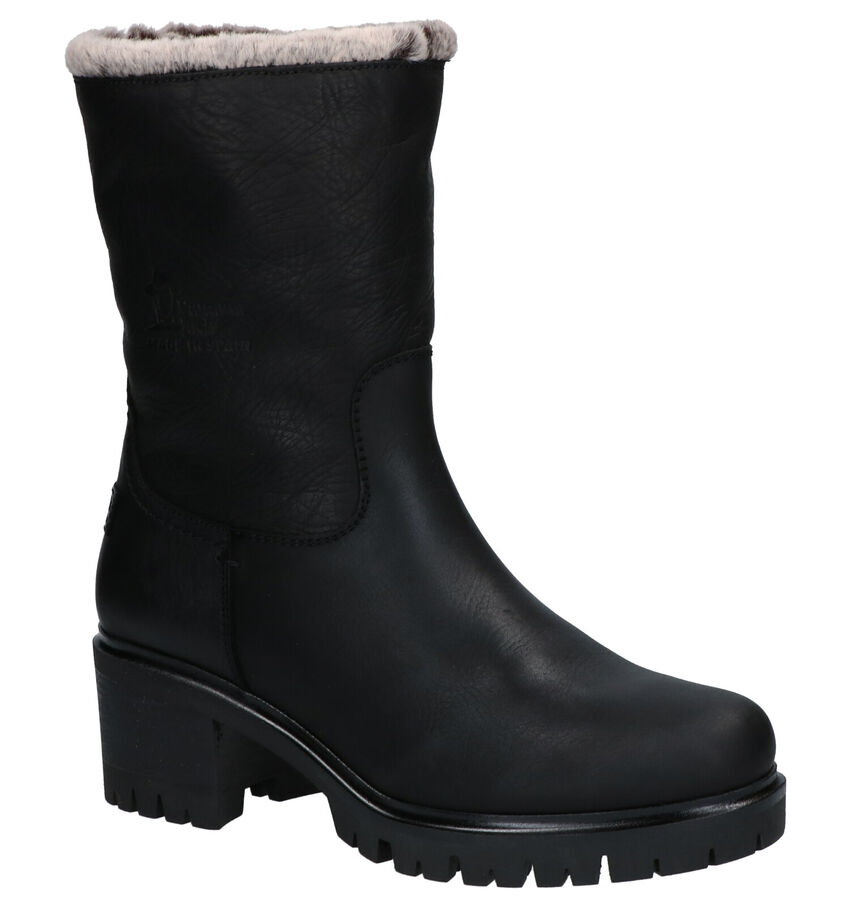 Panama Jack Piola Zwarte Laarzen