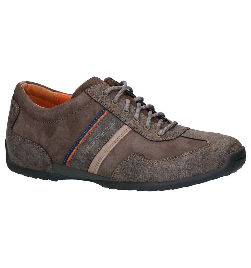 Camel Active Space Taupe Casual Schoenen