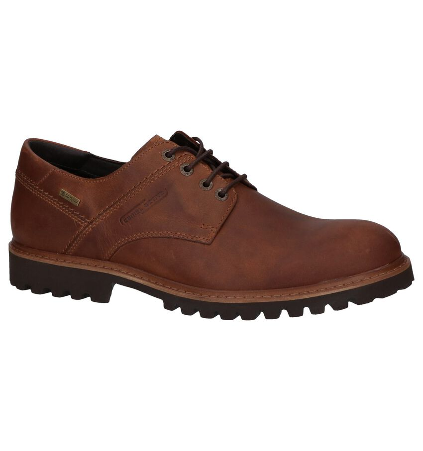 Camel Active University Cognac Casual Schoenen
