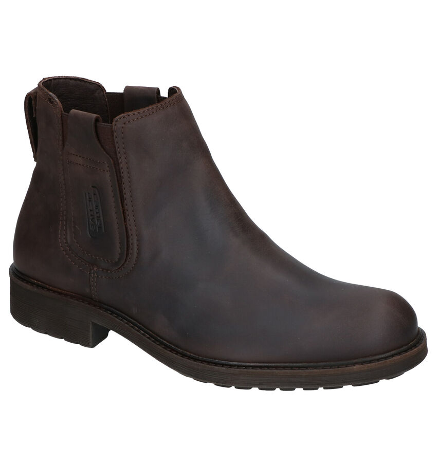 Camel Active Chelsea Bruine Boots