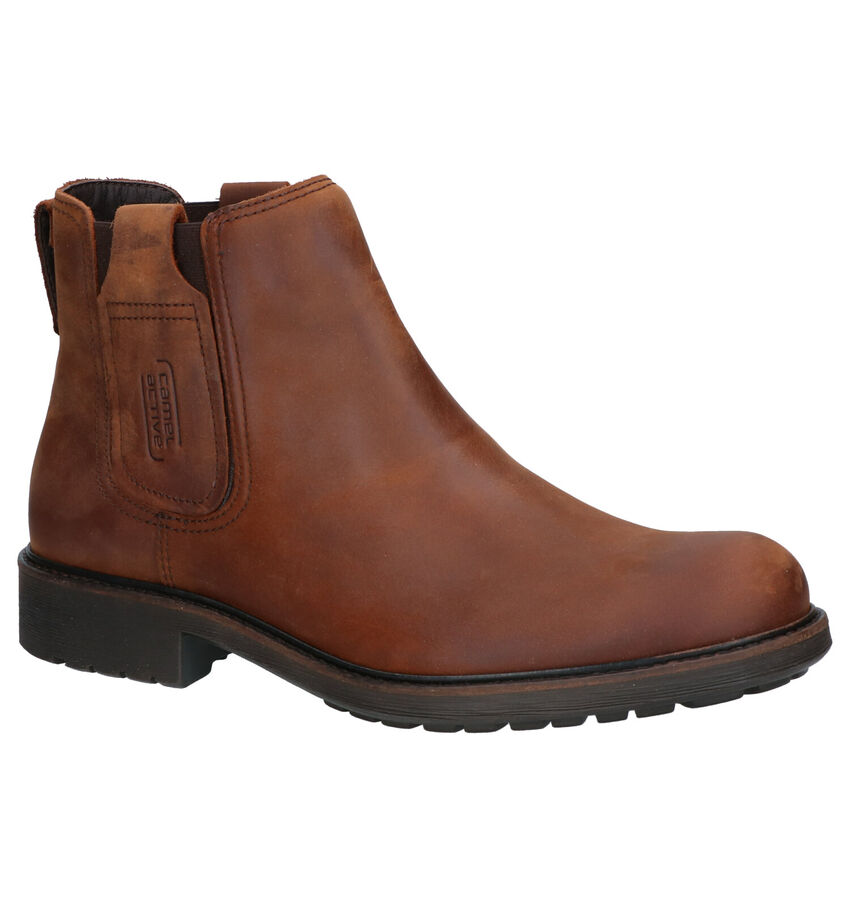 Camel Active Bruine Chelsea Boots