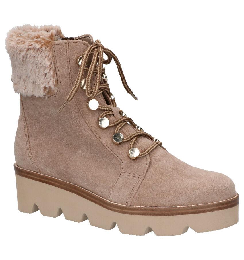 Gabor Best Fitting Beige Boots