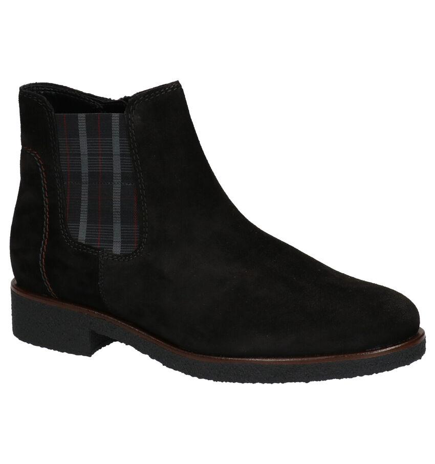 Gabor Zwarte Chelsea Boots