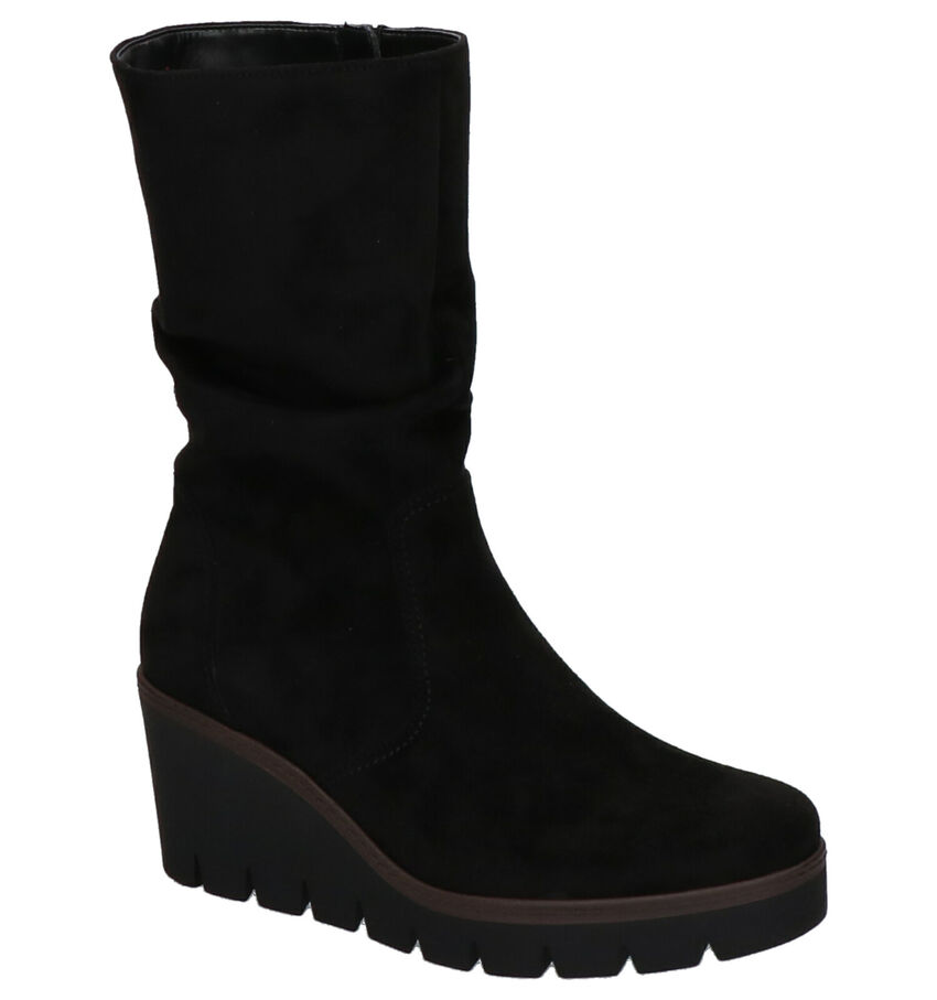 Gabor Zwarte Laarzen
