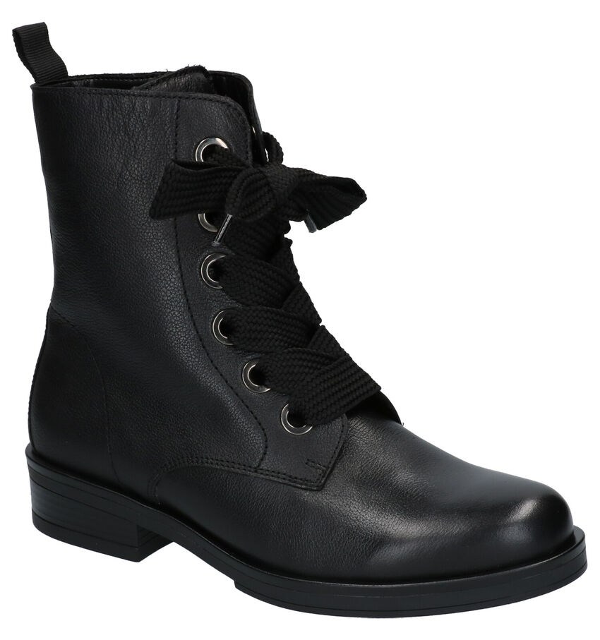 Gabor Best Fitting Zwarte Boots