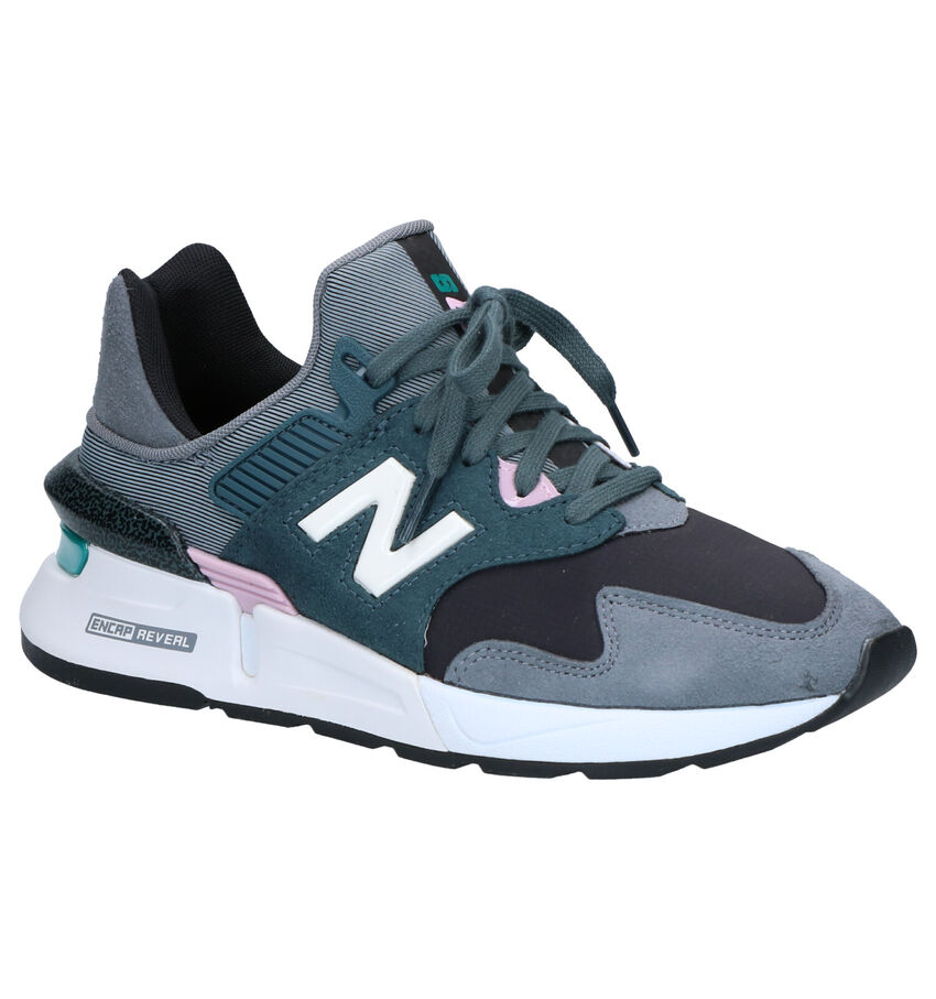 New Balance 997 Multicolor Sneakers