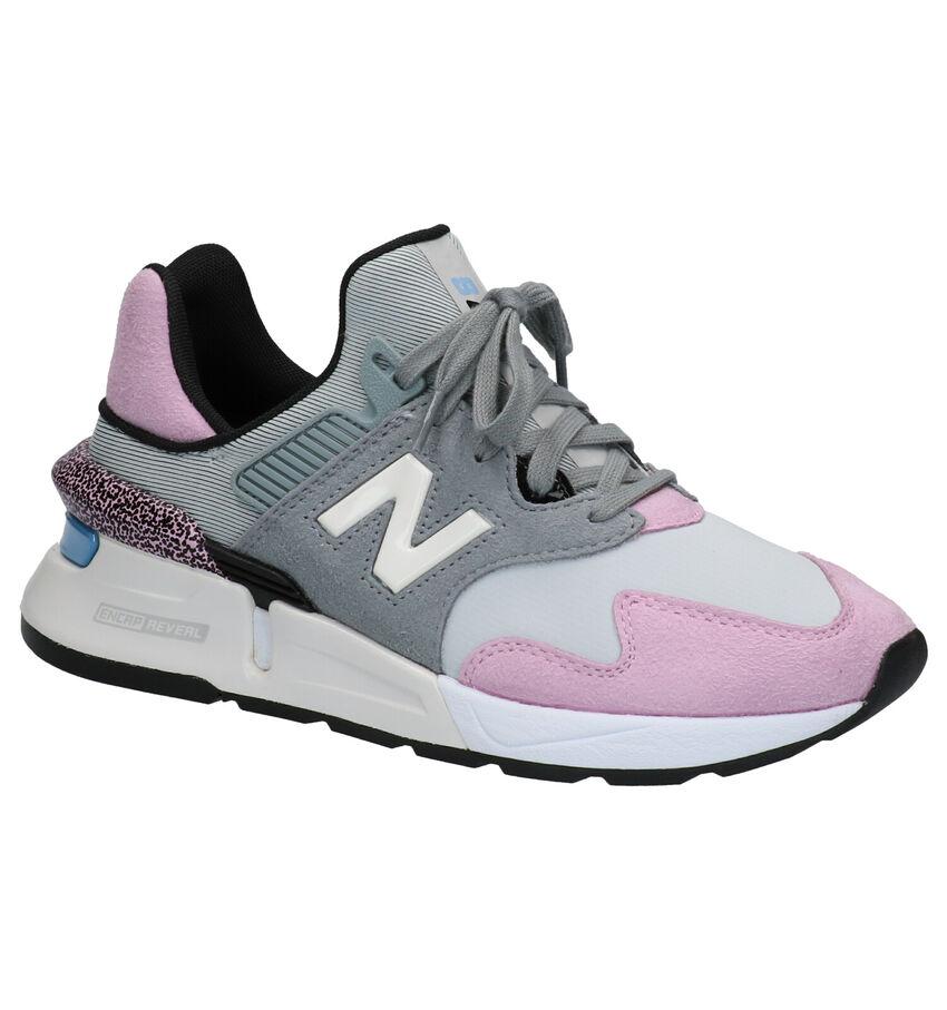 New Balance 997 Roze Slip-on Sneakers