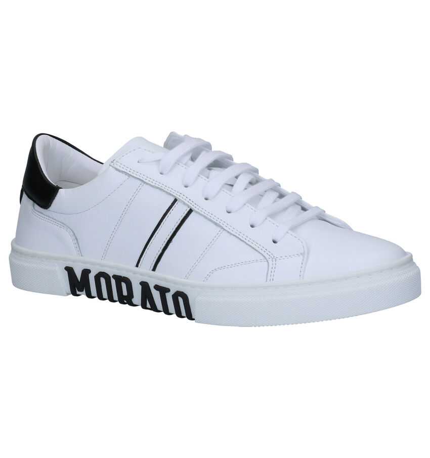 Anthony Morato Witte Sneakers
