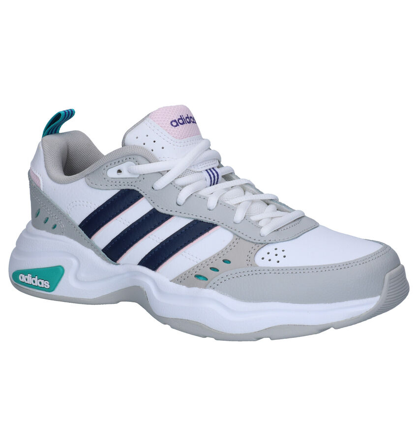 Adidas Strutter Witte Sneakers