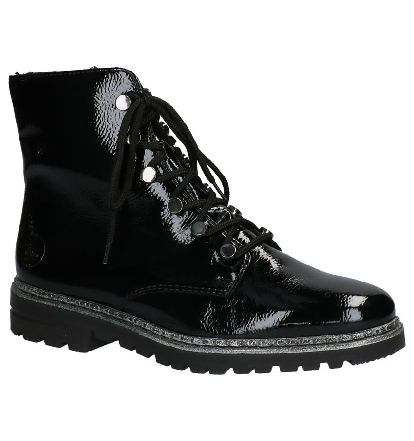 Rieker Zwarte Boots