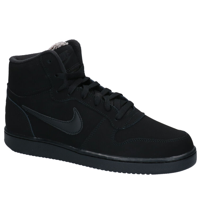 Nike Ebernon Zwarte Sneakers