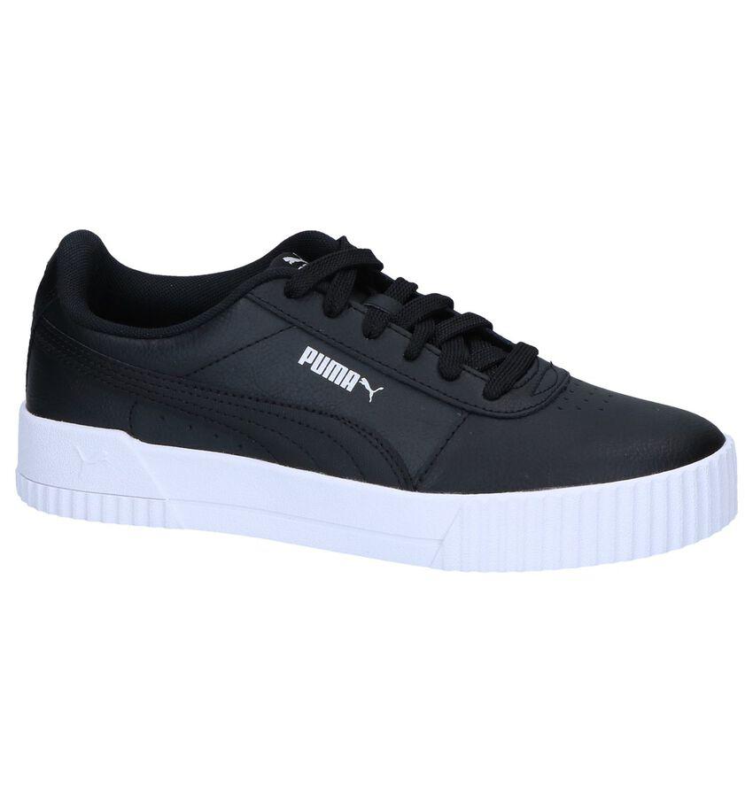 Puma Carina Zwarte Sneakers