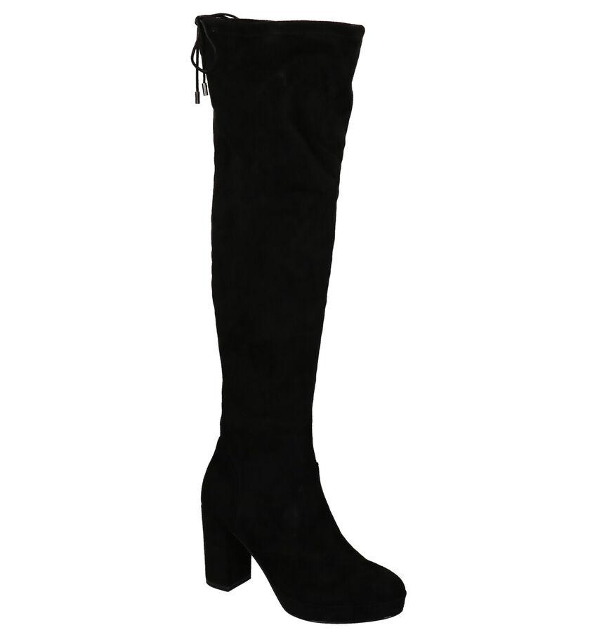 Tamaris Zwarte Lange Laarzen