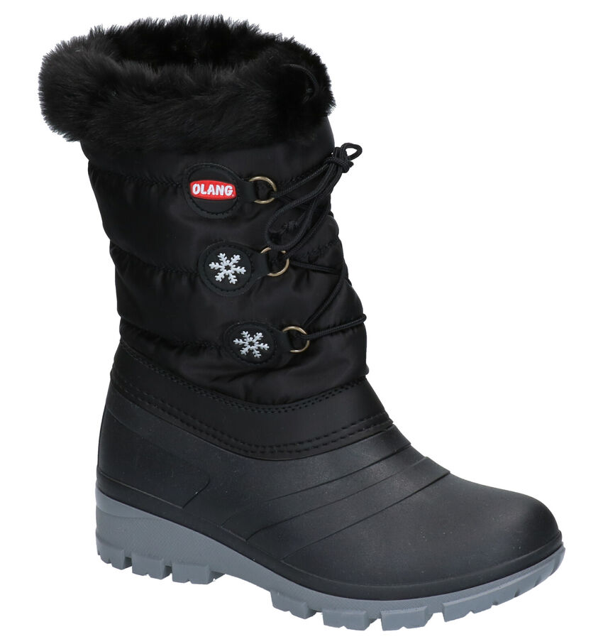 Olang Patty Zwarte Snowboots