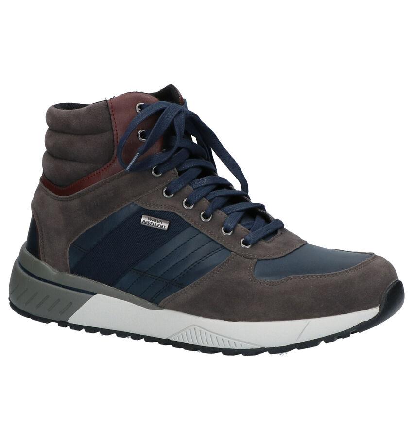Skechers Grijze Boots