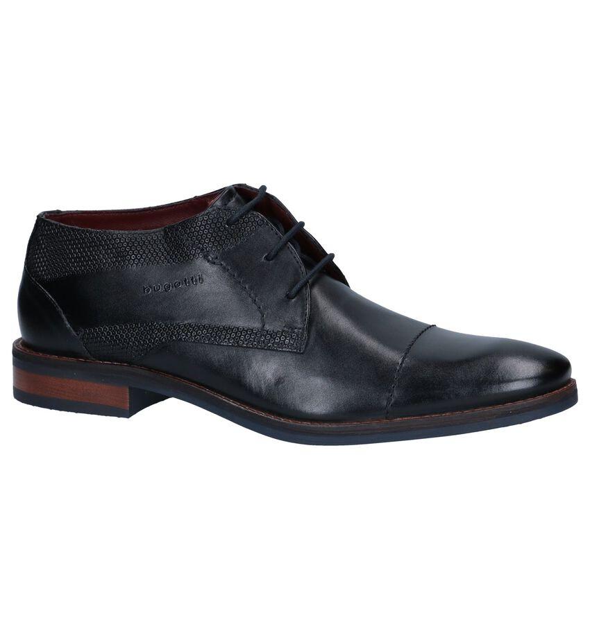 Zwarte Nette Schoenen Bugatti