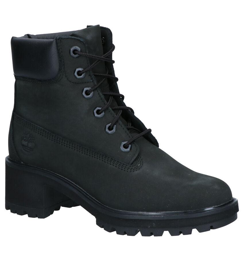 Timberland Kinsley 6IN WP Zwarte Boots
