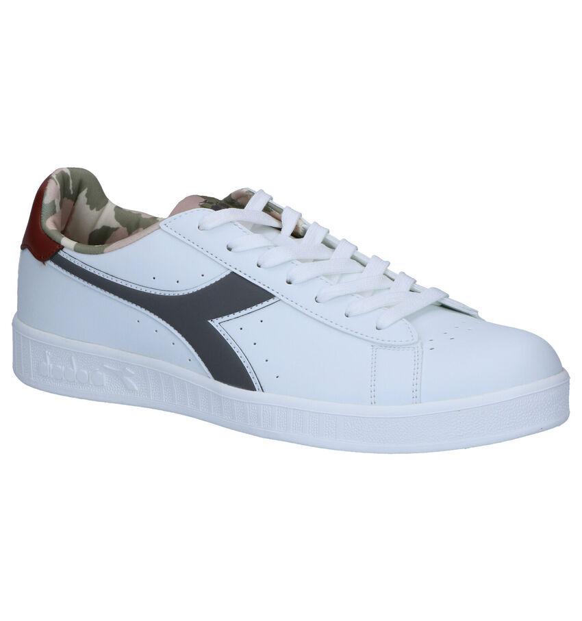 Diadora Game P Gem Witte Sneakers