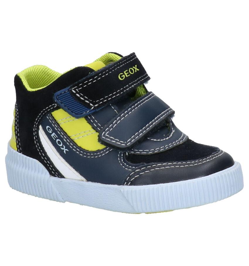 Geox Blauwe Hoge Schoenen