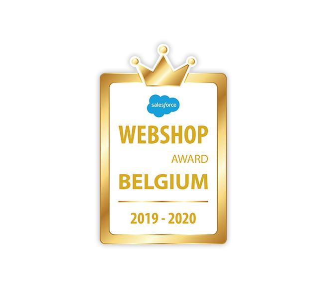 webshop award