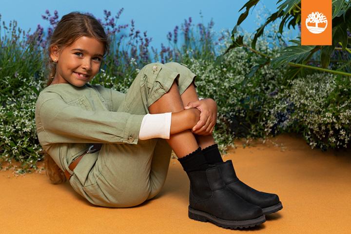 Timberland voor kids