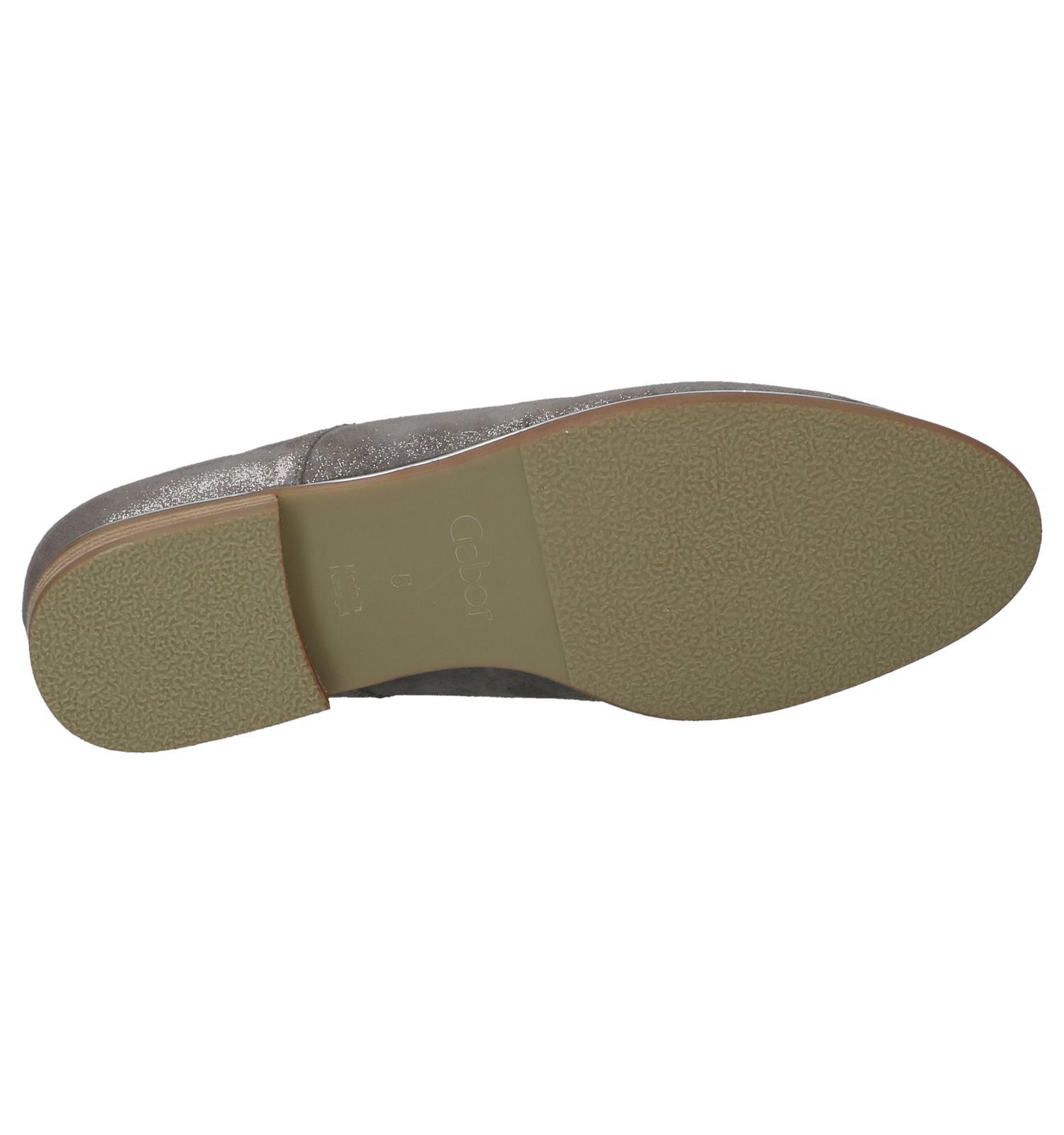 Optifit Comfortabele Comfortabele Grijze Veterschoenen Grijze Gabor Veterschoenen Gabor Optifit Grijze mn08vNw