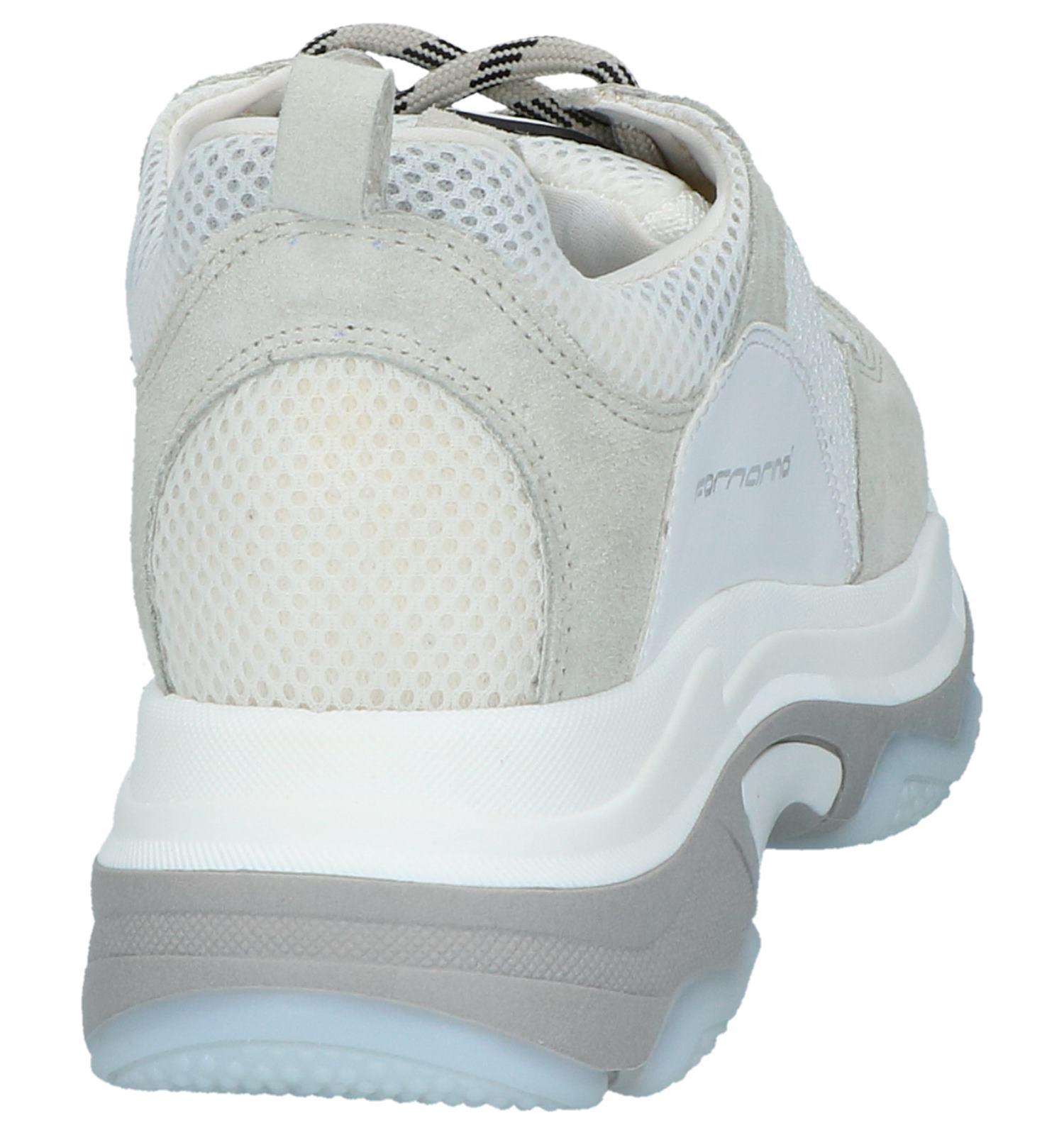 Sneakers Fornarina Super Fornarina Super Witte Pn8OX0wk