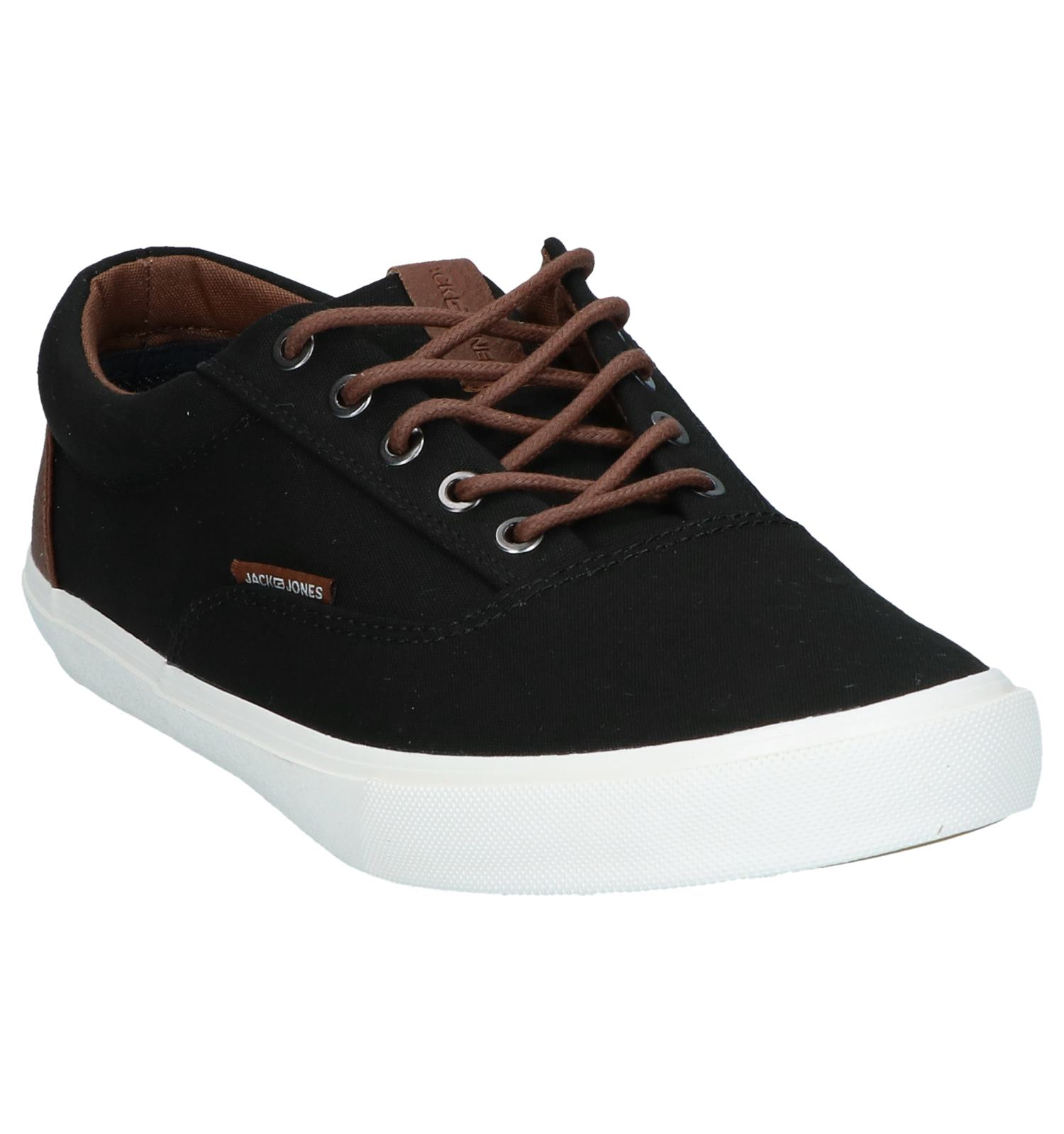 Zwarte Schoenen Jackamp; Mixed Vision Casual Jones zjULMqSVpG