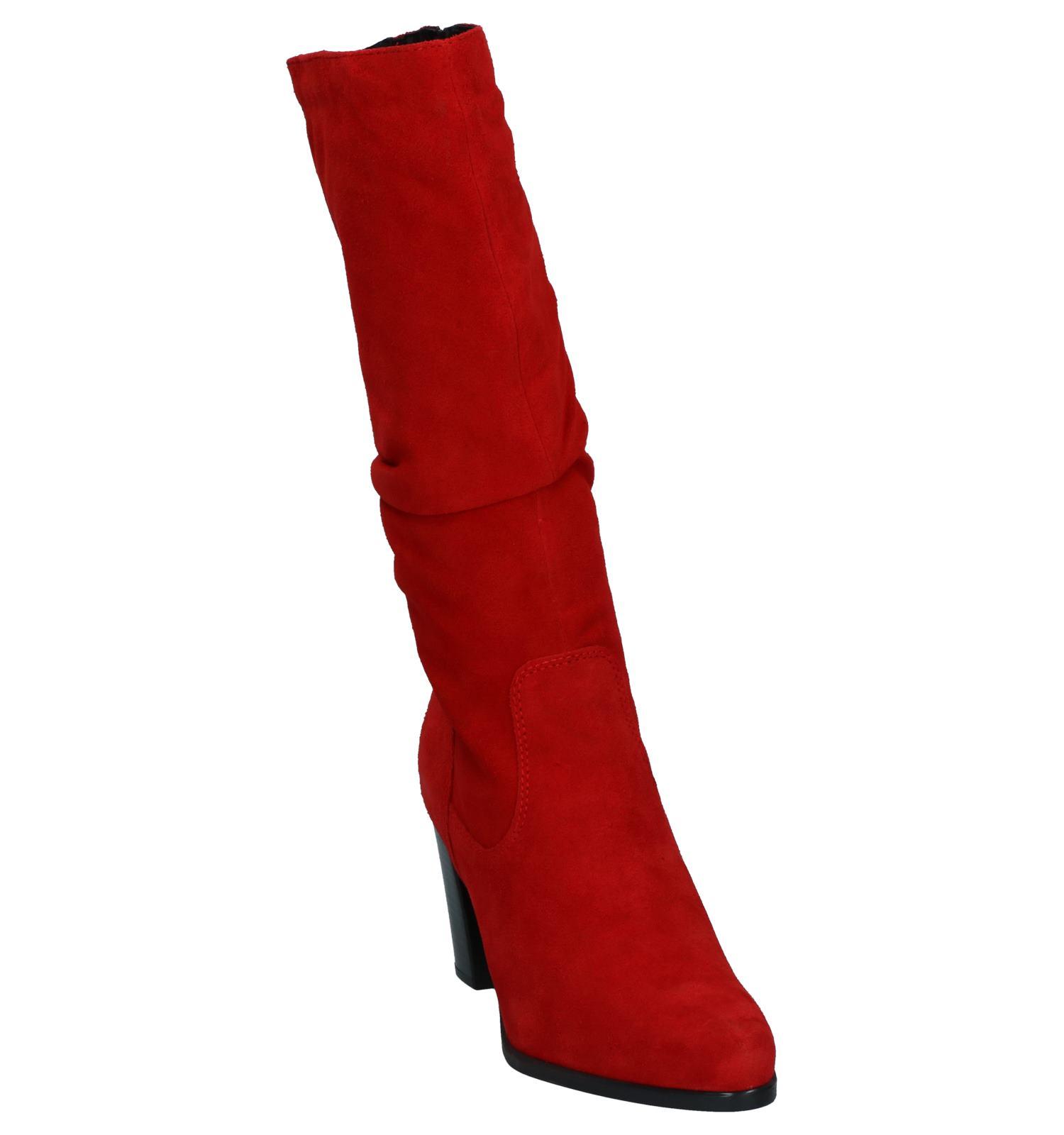 Rode Laarzen voor dames kopen | Gratis verzending* | Zalando
