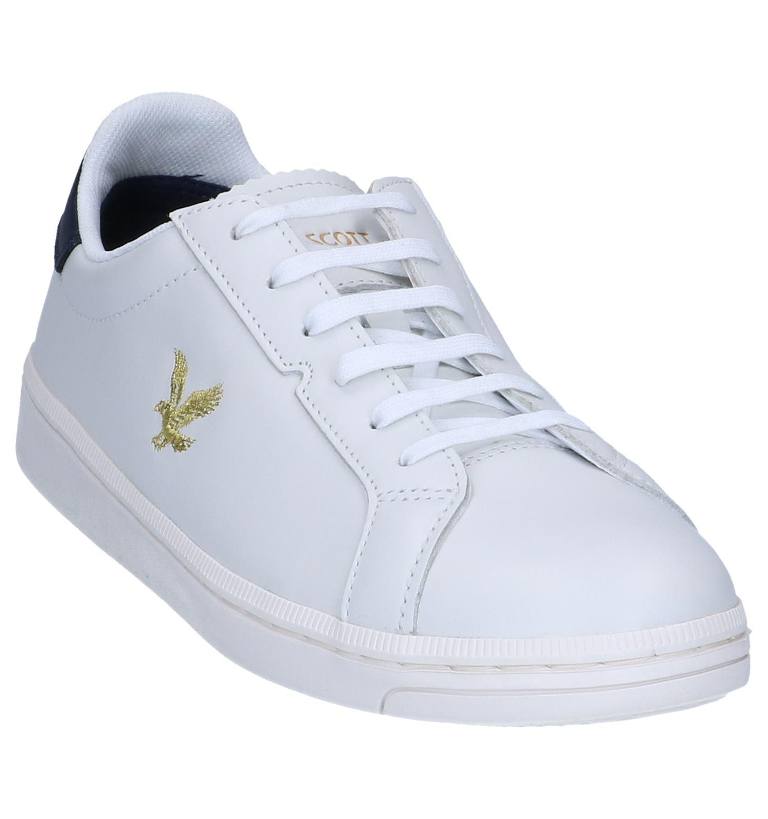 Scott Casual Lyleamp; Lyleamp; Witte Witte Witte Casual Casual Scott Veterschoenen Veterschoenen u5lKJcFT13