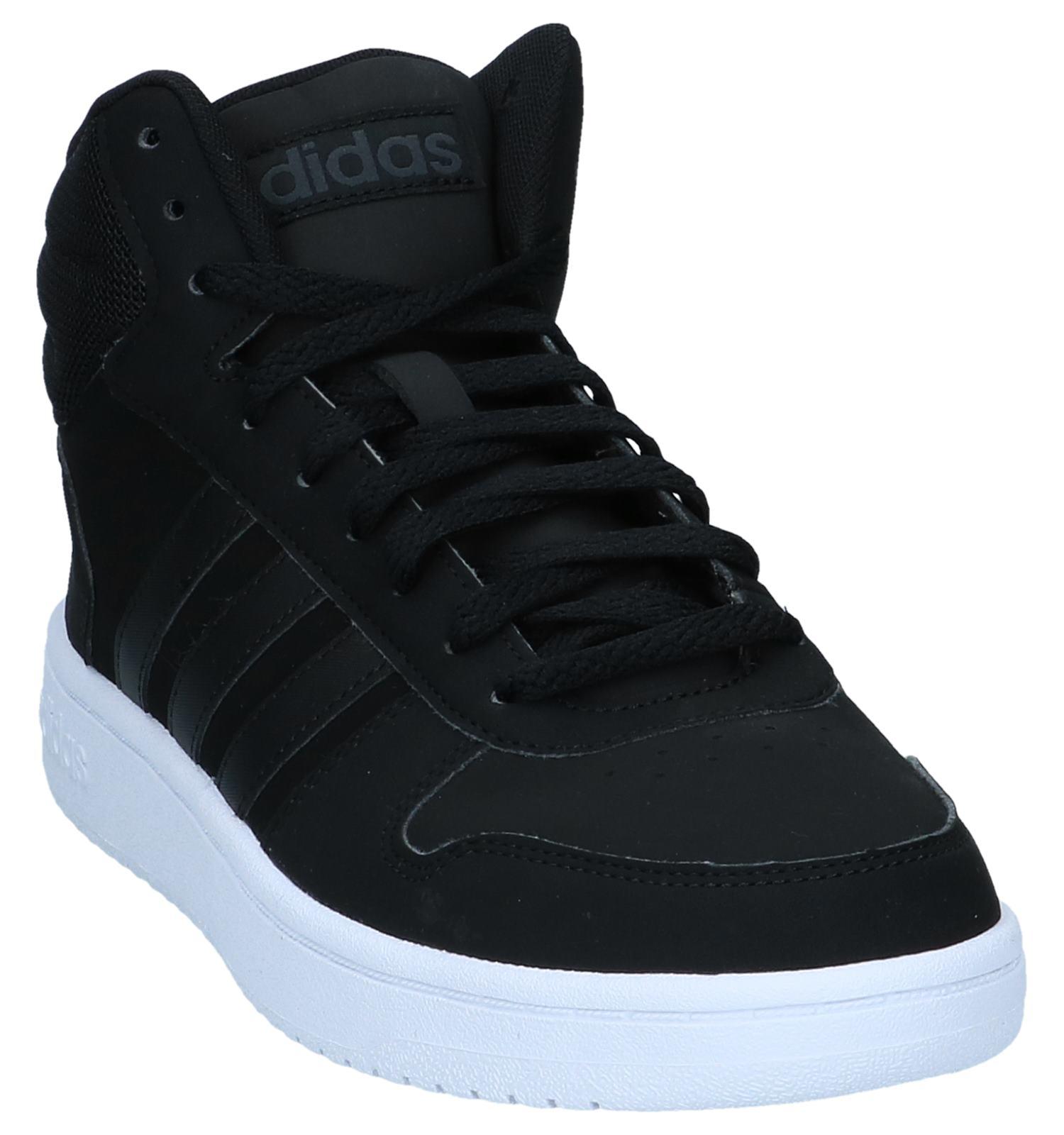 Hoge Sneakers adidas Hoops 2.0 Mid | SCHOENENTORFS.NL