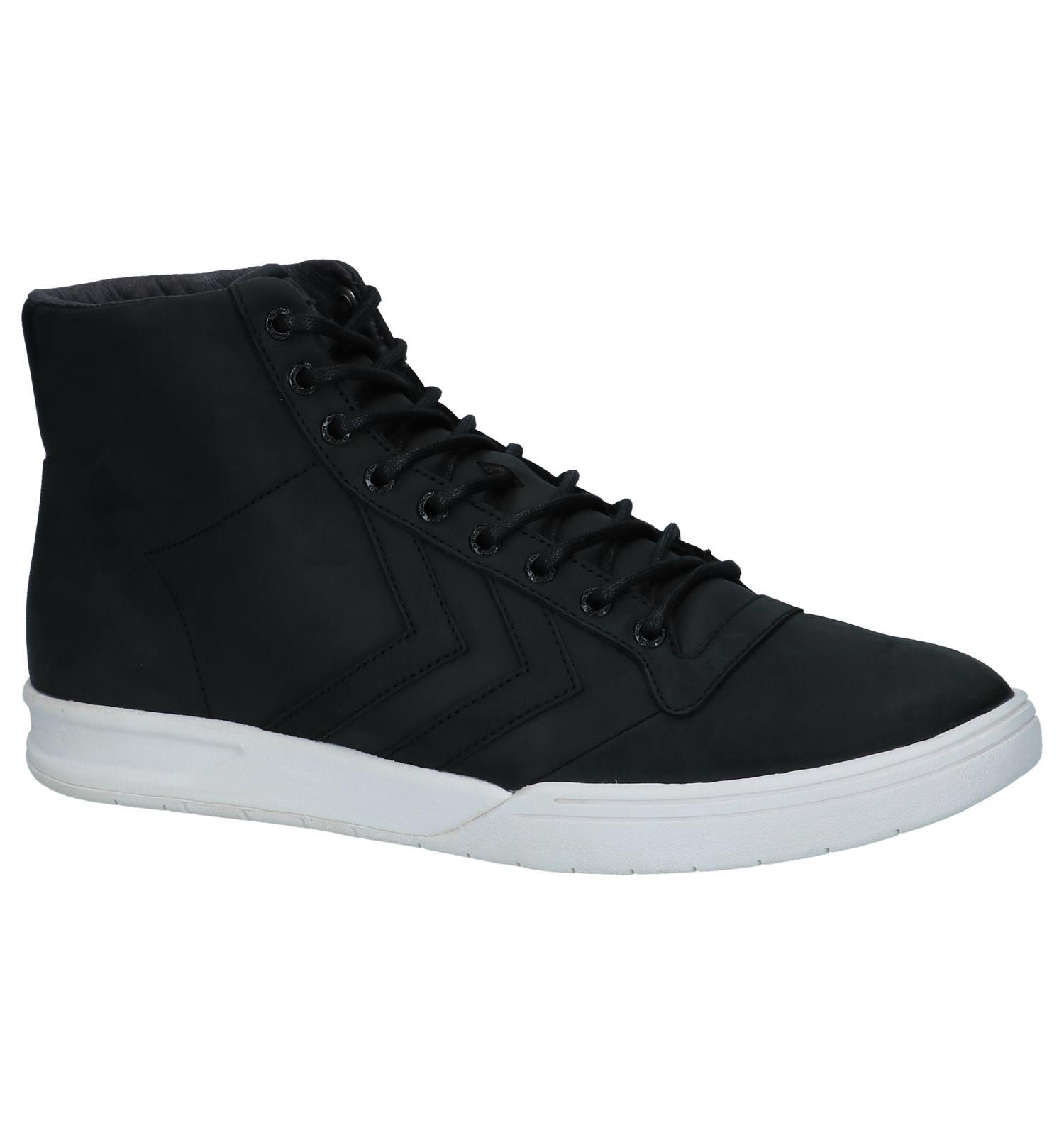 Verzend Hummel nl Hoge Zwarte Schoenentorfs Sneakers En Gratis a6Ynq8w