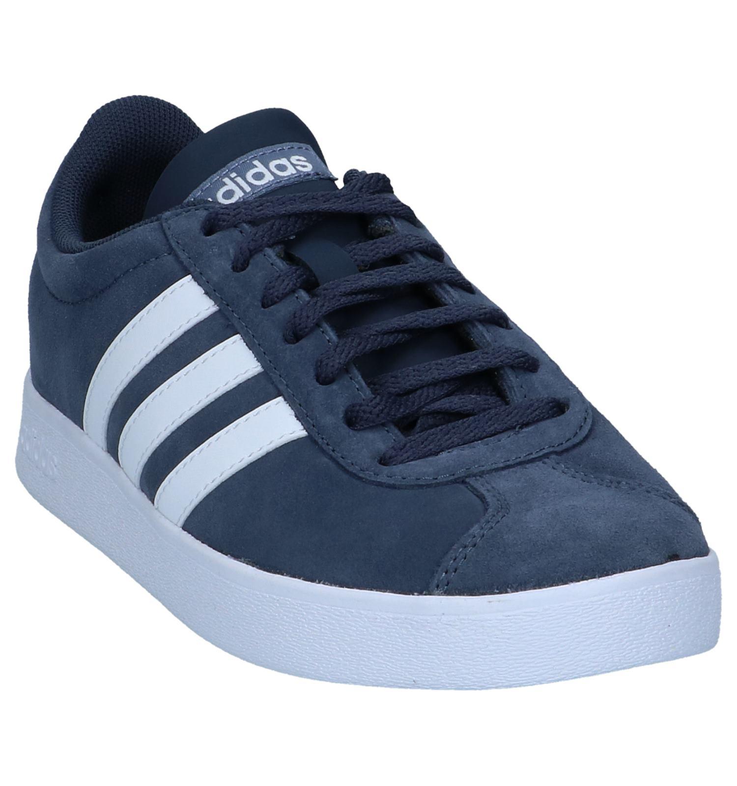 Donkerblauwe 2 Adidas 0 Sneakers Court Vol OPTZukXi