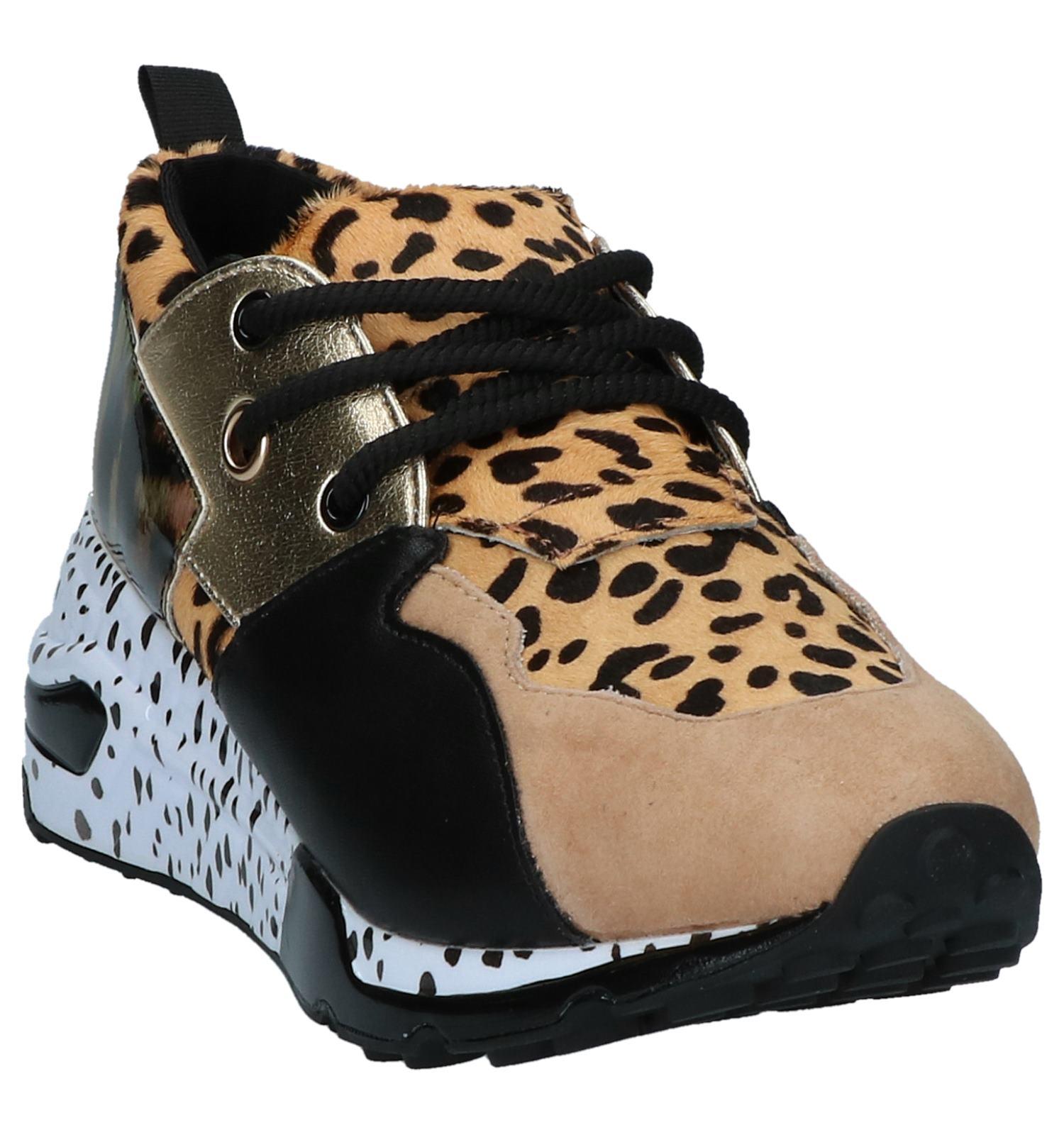 on Cliff Slip Sneakers Madden Luipaardprint Steve PkOZuXTi